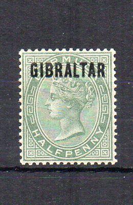 2019 Nieuwste Ontwerp Gibraltar 1885 Bermuda Opt Mh