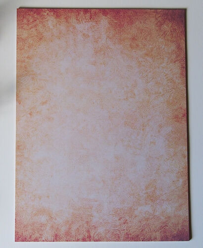 20 Sheets of Vintage Style Paper Vintage Printing paper,Letter-writing Paper