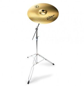 zildjian 18 planet z crash ride cymbal with mapex tornado boom cymbal stand ebay. Black Bedroom Furniture Sets. Home Design Ideas