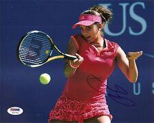 Sania Mirza Tennis Signed Auto 8x10 PHOTO PSA/DNA COA