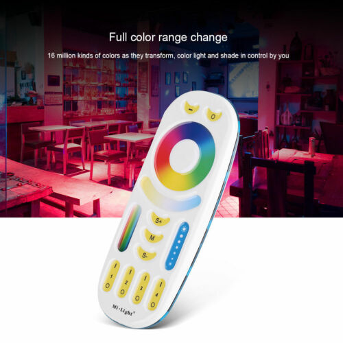 Wifi WLAN 2.4G RF Funkfernbedienung Panel for RGBW RGB CCT LED Streifen MiLight