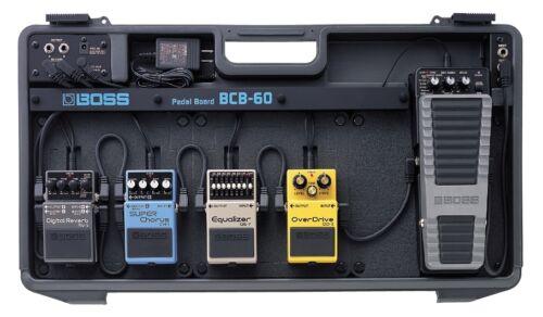 valigetta da trasporto per 6 pedali alimentata BOSS BCB60 Borsa