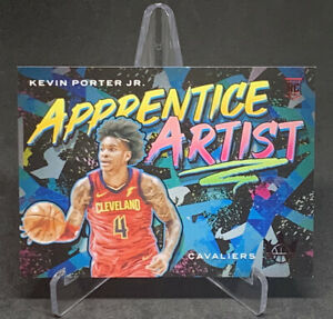 Kevin Porter Jr. 2019-20 Panini Court Kings Apprentice Artist Rookie 1/149
