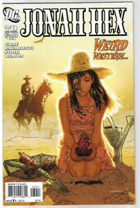 JONAH-HEX-70-NM-Gray-Palmiotti-Weird-Western-2006-more-in-store