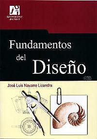 Fundamentos del diseño. NUEVO. Envío URGENTE. FORMACION (IMOSVER) - Navarro Lizanda, José Luis