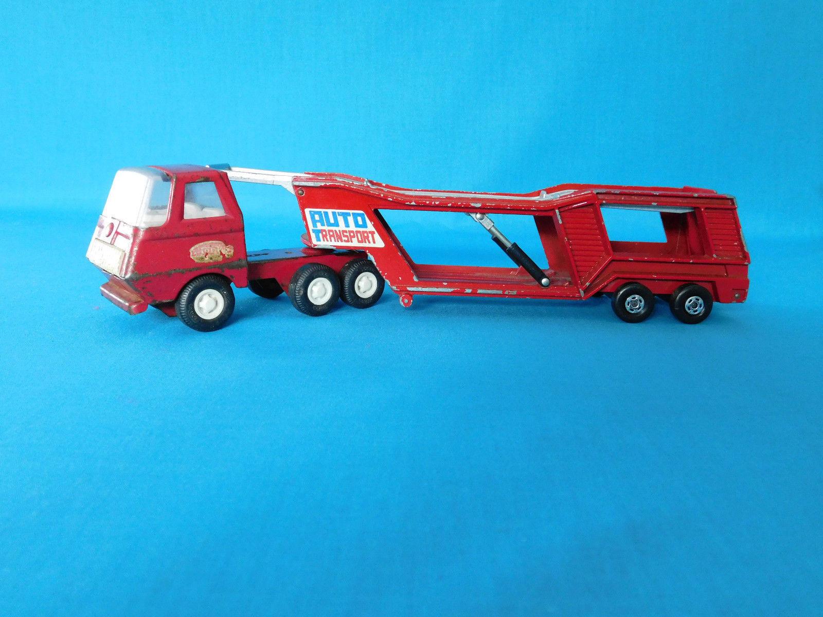 bajo precio del 40% Vintage Tonka Tonka Tonka Matchbox K-10 coche transpondedor coches camiones Hauler transporte  comprar mejor