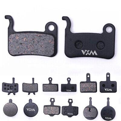 MTB Bike Bicycle Disc Brake Pads Semimetal Brake Shoes Blocks Accessories 1Pair
