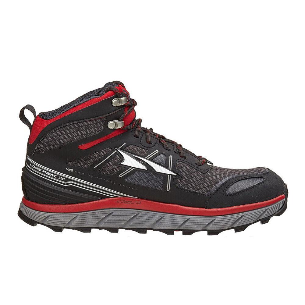 Altra Men's Lone Peak 3.0 Mid Neoshell Trail Runner