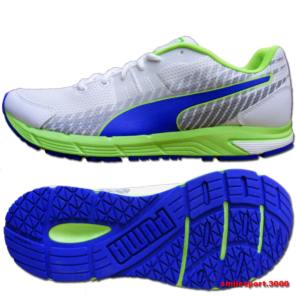 shoes 188531_006 PUMA SEQUENCE V2 Mesh ammortizzate Running corsa