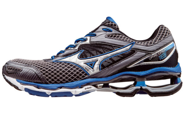 8cee4b509b5a Men s Mizuno Wave Creation 18 Running Athletic Shoes Steel Grey Skydiver  Silver 11 for sale online