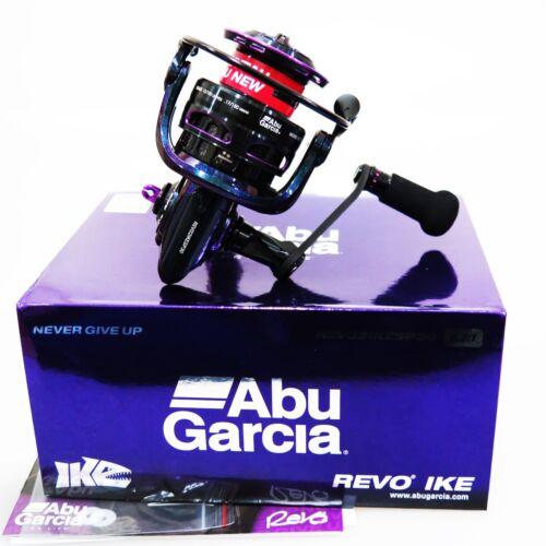 NEW Abu Garcia IKE REVO2IKESP30 Spinning Reel Fedex Priority 2days to Usa