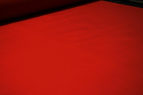 """#6 Heavy Canvas Duck Red 100/% Cotton Natural Fiber 58/""""W Upholstery Fabric DWR"""