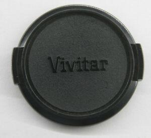 49mm  - Front Snap On Lens Cap - Vivitar - USED Z107