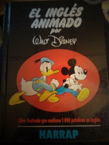 El Ingles Animado,Walt Disney