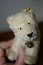 Steiff Eisbär • KFS • 12 cm • 1960er Jahre • Polar Bear • Ours Polaire