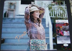 CLEARANCE-2-Diane-Lane-Signed-Autographed-11x14-Photo-JSA-GAI-GA-GV-COA