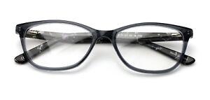 b774ce6632e Image is loading Women-Vintage-Fashion-Acetate-Non-prescription-Glasses- Frame-