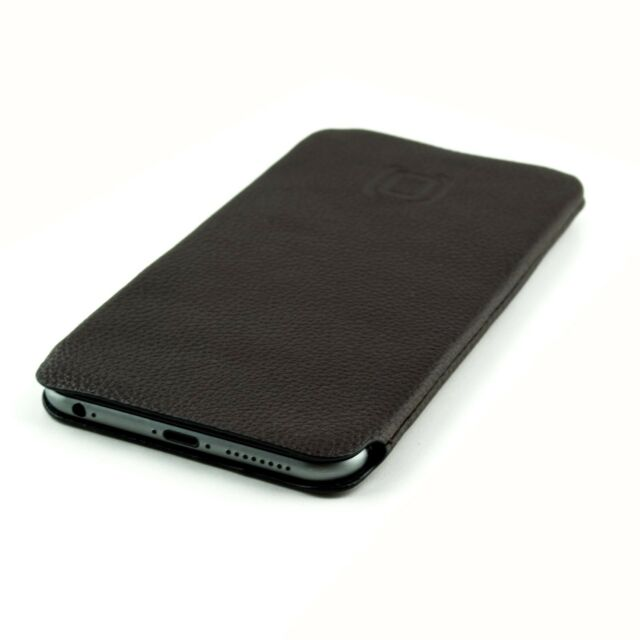 Synthetic Leather iPhone 6 or iPhone 6 Plus sleeve case, executive professional