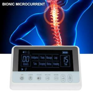 Electrical Muscle Massager Relax Therapy Machine Tens Acupuncture Stimulator Kit