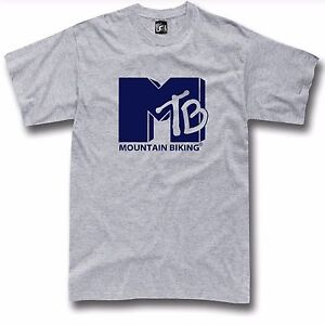 Mtb T Shirt Mountain Cycling Bike Bicycle Downhill Bike Rider Tshirt