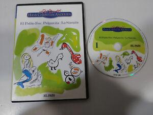 HANS-CHRISTIAN-ANDERSEN-THE-UGLY-DUCKLING-LITTLE-MERMAID-THUMBELINA-DVD-SLIM