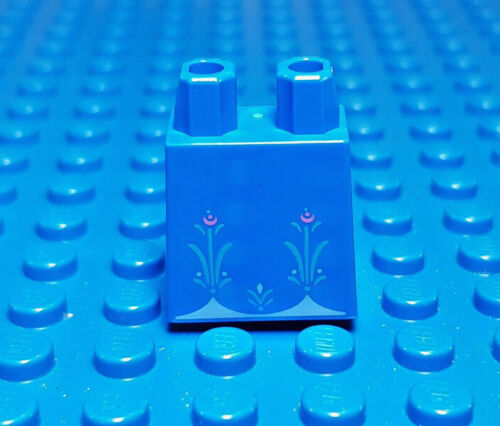LEGO-Minifigures disney 2 x 1 partie inférieure du tronc pour Anna de LEGO Disney Pièces