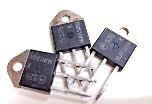MJH13090-NPN-Silicon-Power-Transistor-400V-15-BY-MOTOROLA-LOT-OF-2