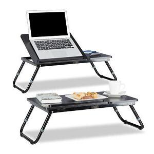 2x Laptoptisch Knietisch Knietablett Betttisch Sofatisch Couchtisch