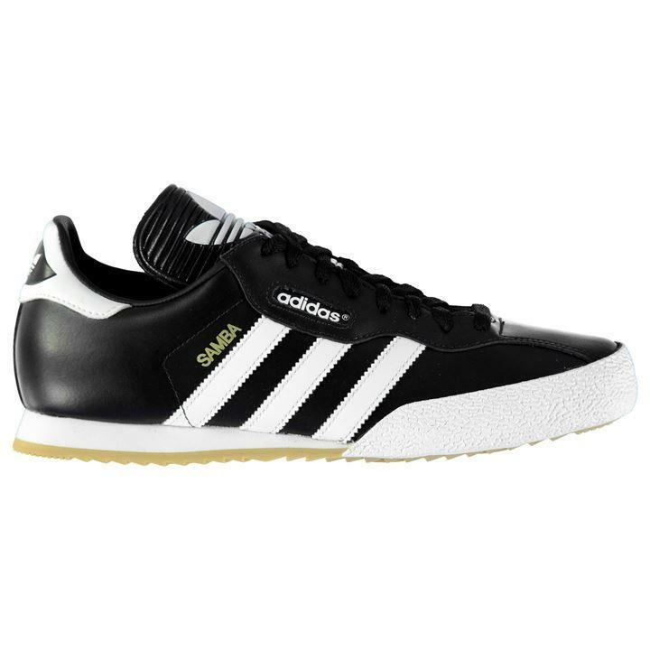 Adidas Samba Super Baskets Homme UK 9 US 9.5 EUR 43.1/3 Ref 3584 -