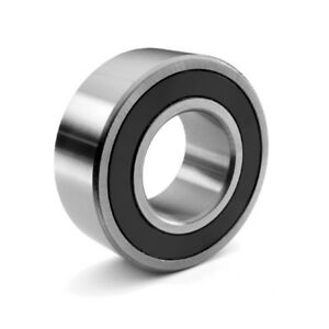 5205 2RS/C3  BL Double Row Angular Contact Ball Bearing - 2 Rubber Seals