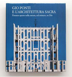 Rare-Gio-PONTI-Italian-Architecture-Book-50s-Mid-Century-Modern-Eames-Design-Era