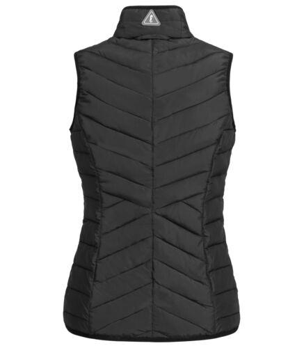 Damen Reitweste Arhus schwarz ELT Lightweight-Weste Reit- & Fahrsport Reitbekleidung H&H Celle