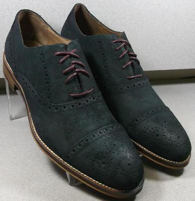 204142 SP50 Men/'s Shoes Size 9 M Beige Suede Lace Up Johnston /& Murphy