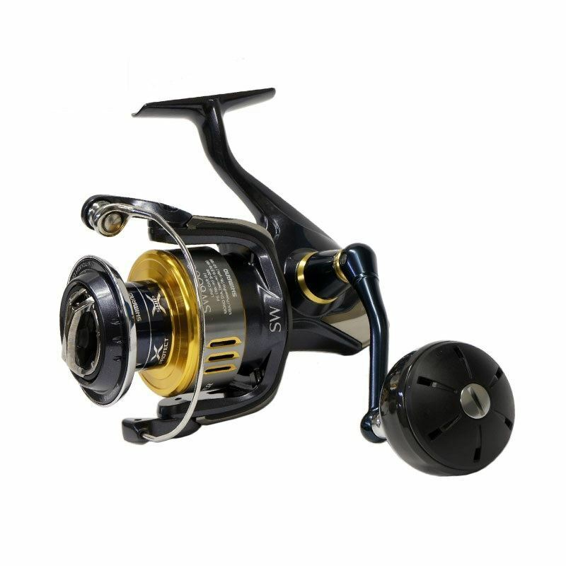 Shimano 15 TWIN POWER SW 600PG Spining Rulle Ny