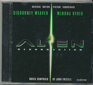 Alien-Resurrection-Made-in-USA-1997-Original-Motion-Picture-Soundtrack-CD