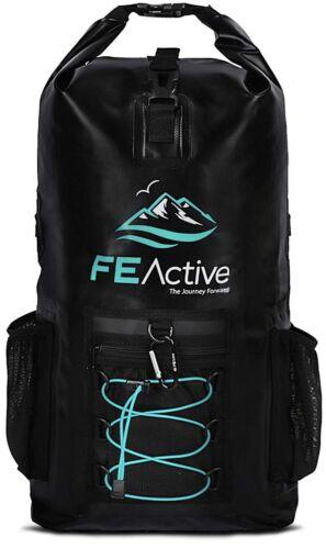 Kayaking FE Active Waterproof Backpack 20L Dry Bag Beach Fishing Camping Gear
