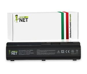 Batteria per Hp CQ45-148 DV5-1199ES CQ70-135 DV6-2137SL da 8800mAh 0110