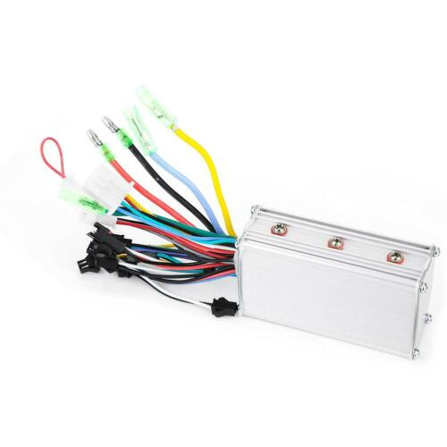 EBike Electric Bicycle Scooter Brushless Controller LCD Display Panel Kit 36-48V