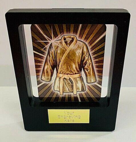 Martial Art Trophy FREE LASER Engraving FREE P/&P
