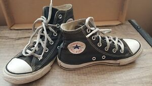 converse all star grises altas