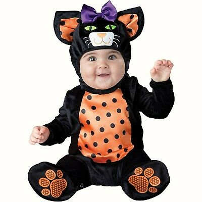 Dedito Cat Fancy Dress Costume Outfit 18-24 Mesi Baby Bambino Costume Mini Meow Gattino-mostra Il Titolo Originale Ricco Di Splendore Poetico E Pittorico