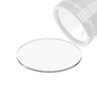 MagLite Flashlight Lens Upgrade Compatible C or D Cell Flashligh Clear Glass 1pc