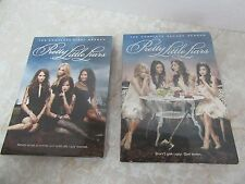 Pretty Little Liars Season 1 & 2 New DVD Sealed Special Features Unaired Scenes