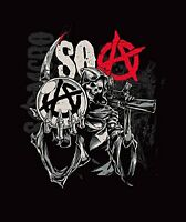 Reaper Throw Son Of Anarchy, New, Free Shipping