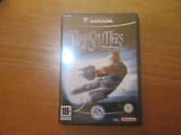 Time Splitters Future Perfect Jeu Gamecube Neuf Sous Blister Rare Edition 1