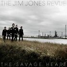 Jim Jones Revue Savage Heart LP Vinyl European Play It Again Sam 2012 9 Track