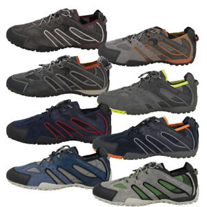Geox-U-SNAKE-J-Scarpe-da-Uomo-Sneaker-Tempo-Libero-Scarpe-Basse-Sneakers-u4207j02214c
