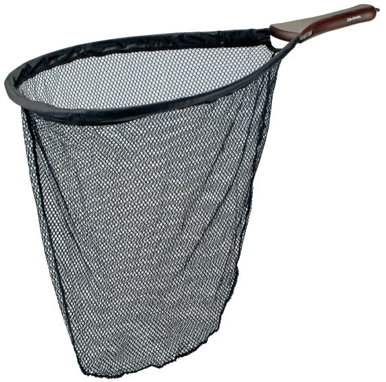 GENUINE DAIWA ONE TOUCH LANDING NET FOLDING TYPE COMPACT - TWO SIZES AVAILABLE
