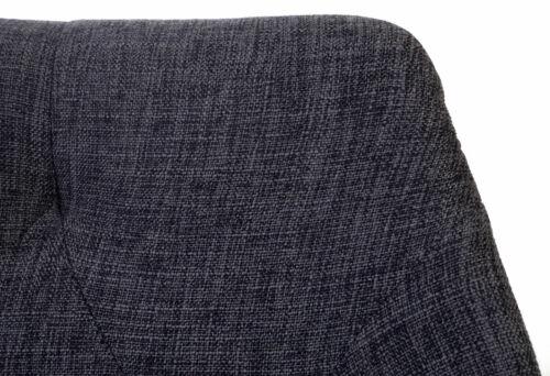 schwingsessel relax fauteuil textile gris Fauteuil à bascule vaasa t820