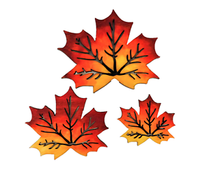 New-wooden-leaf-magnets-handmade-in-the-USA